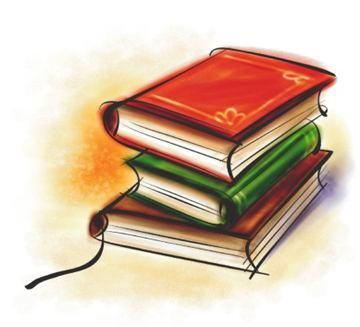 Offener Bücherschrank im Cafe Fabula